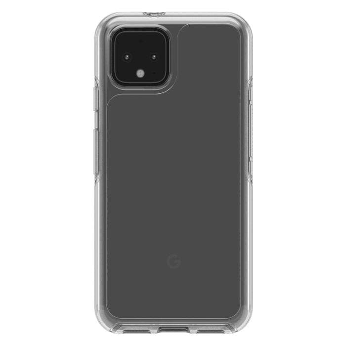 OtterBox Symmetry Clear Case For Google Pixel 4 XL - Clear back