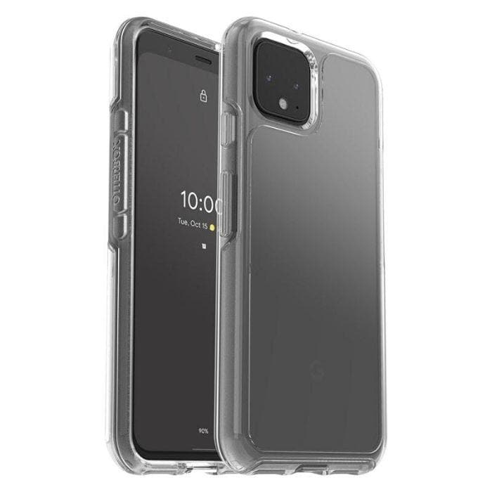 OtterBox Symmetry Clear Case For Google Pixel 4 XL - Clear protective