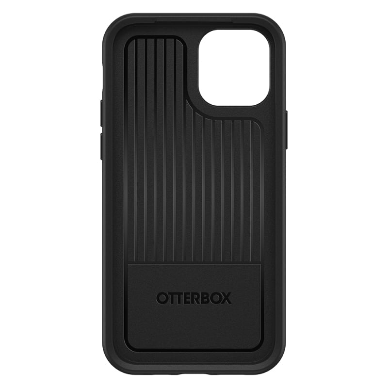 OtterBox Symmetry Series Case For iPhone 12/12 Pro - Black Apple