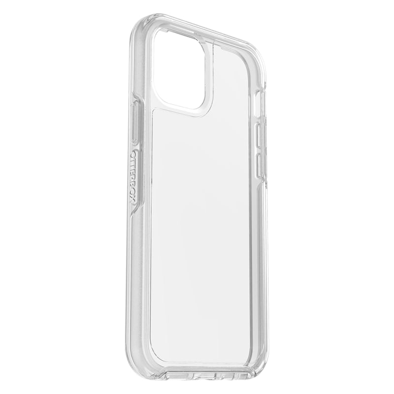 OtterBox Symmetry Series Case For iPhone 12 Mini - Clear front side