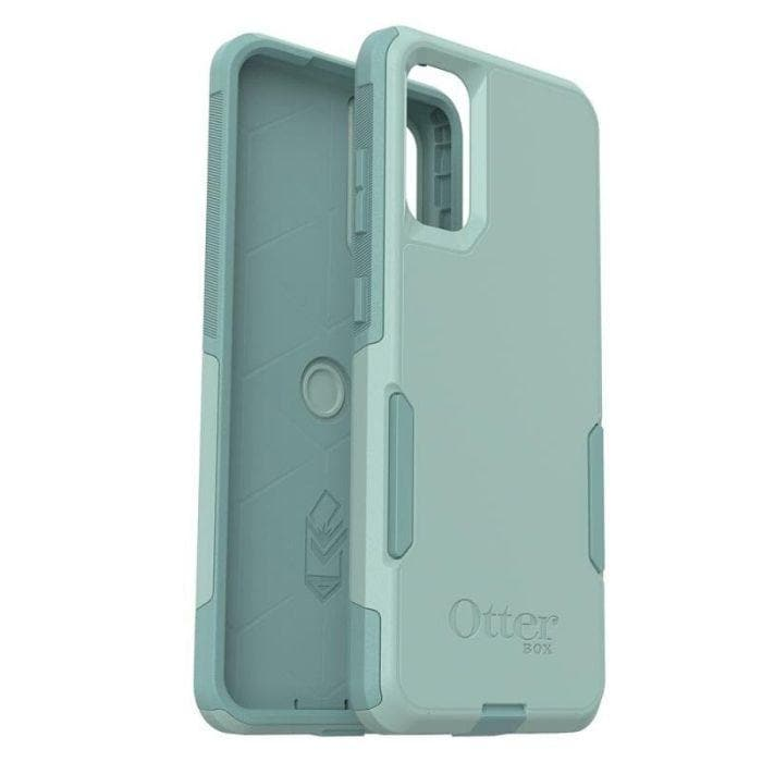 Otterbox Commuter Case for Galaxy S20 Plus (6.7) - Mint Way Side