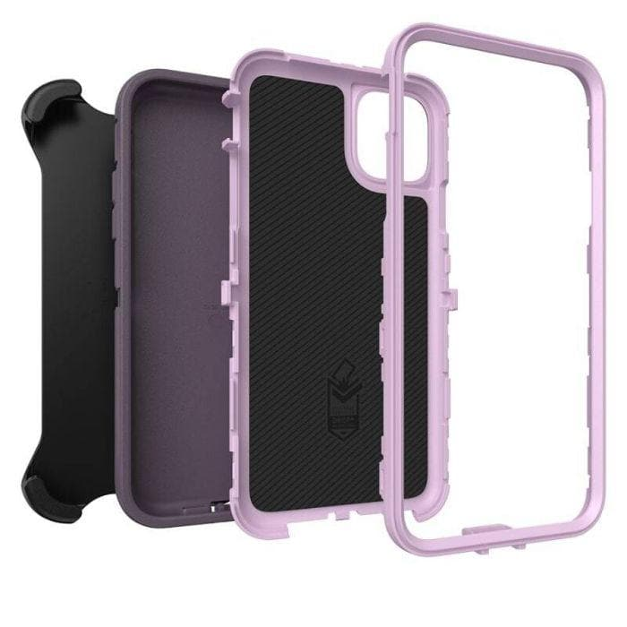 Otterbox Defender Case Screenless Edition for iPhone 11 - Purple cases