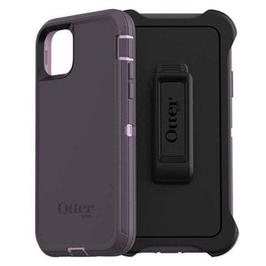 Otterbox Defender Case Screenless Edition for iPhone 11 - Purple protectors