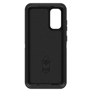 Otterbox Defender Case for Galaxy S20 Plus (6.7) - Black android front