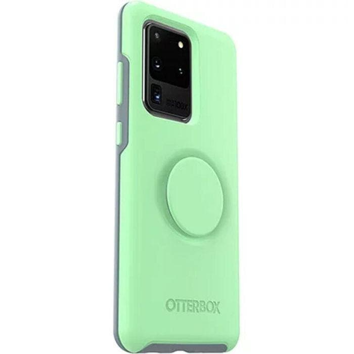 Otterbox Otter + Pop Symmetry Case for Galaxy S20 Ultra (6.9) - Mint to Be