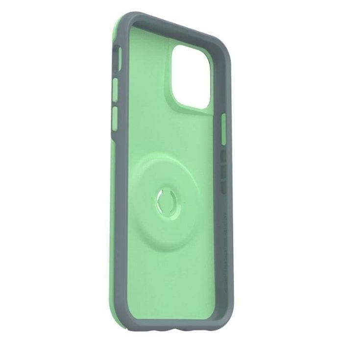 Otterbox Otter + Pop Symmetry Case for iPhone 11 Pro Max - Mint to Be smartphone