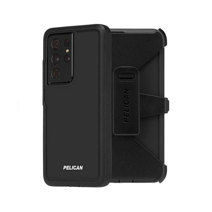 Pelican Voyager Case For Galaxy S21 Ultra  - Black