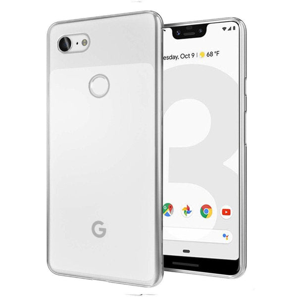 Jelly Case for Pixel 3 XL - Clear
