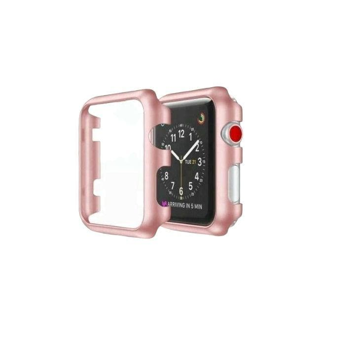 Protective Bumper Case for Apple Watch 42mm - Rose Gold