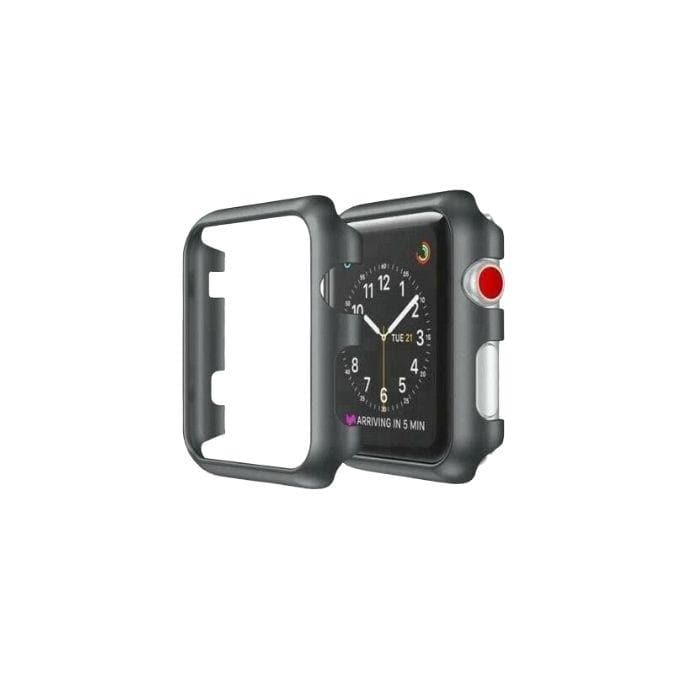 Protective Bumper Case for Apple Watch 44mm - Black
