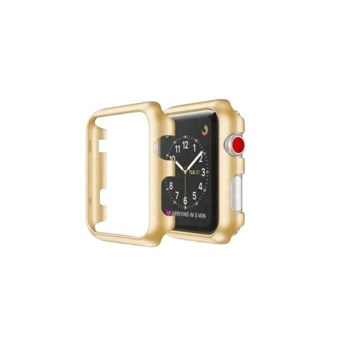 Protective Bumper Case for Apple Watch 44mm - Gold Protector