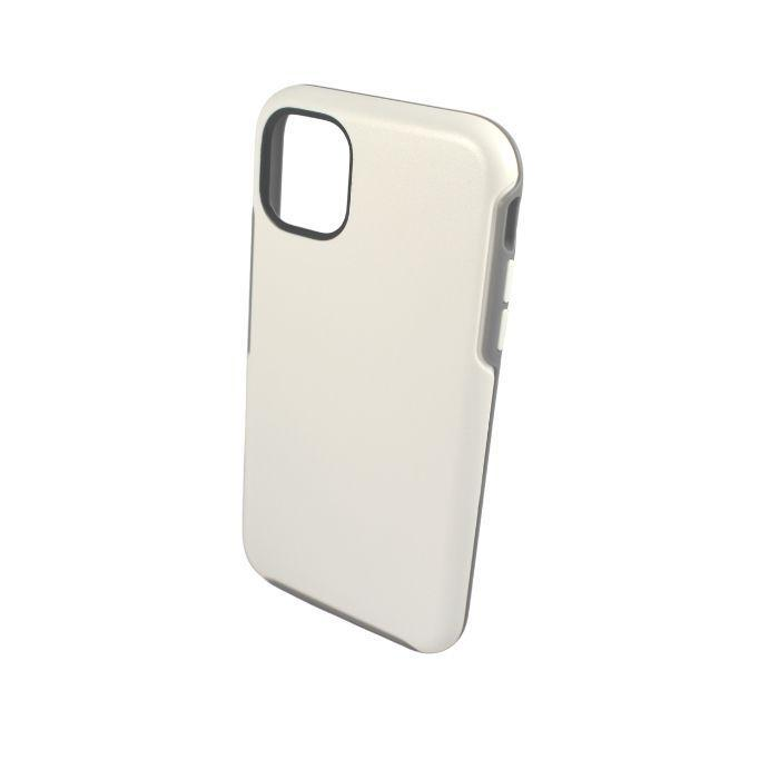 Rhythm Shockproof Case for iPhone 11 Pro - White Apple