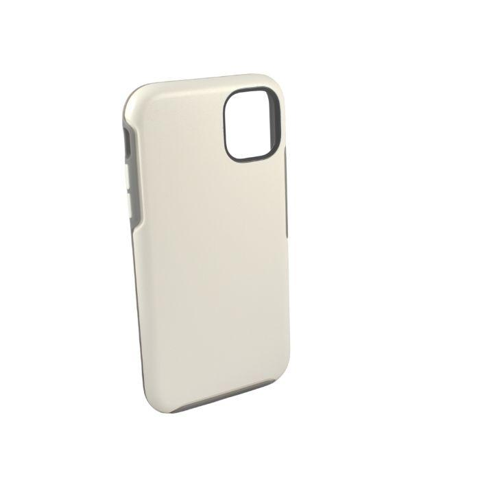 Rhythm Shockproof Case for iPhone 11 Pro Max - White