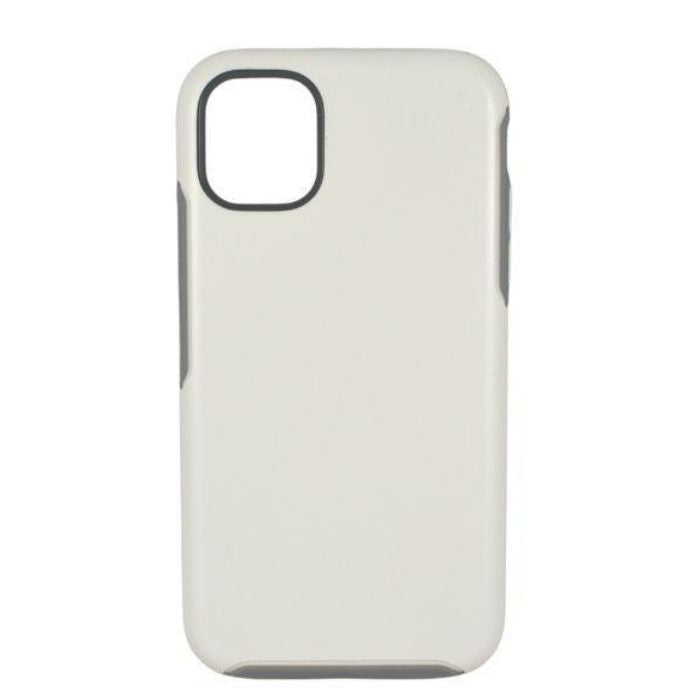 Rhythm Shockproof Case for iPhone 11 - White