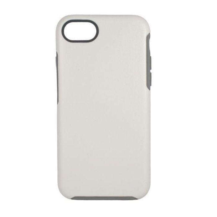 Rhythm Shockproof Case for iPhone 7/8 Plus - White