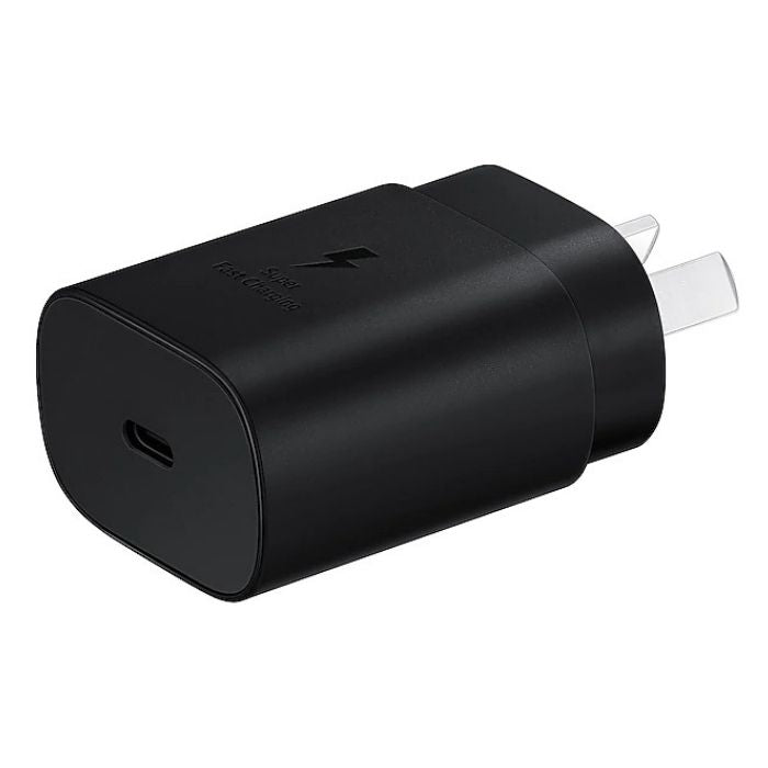 Samsung 25W Travel Charger - Black