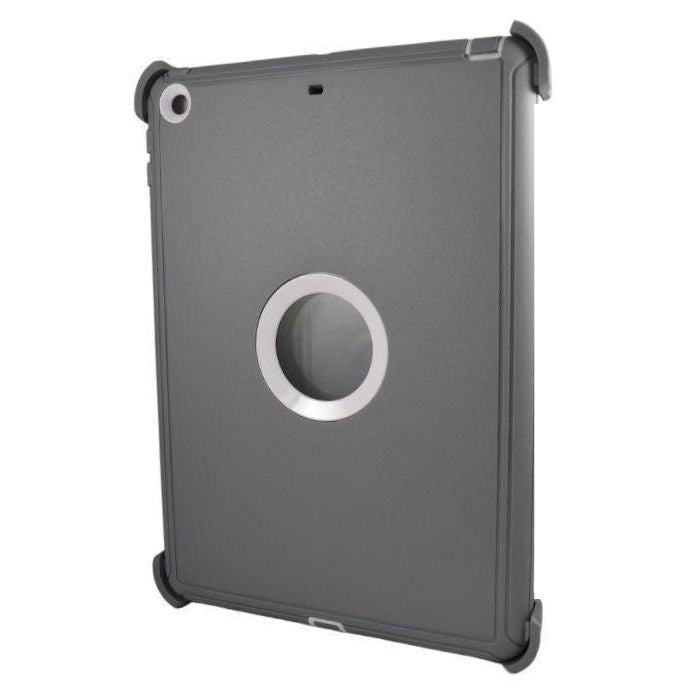 Shelter Shockproof Case for iPad 5th Gen/iPad 6th Gen - Grey