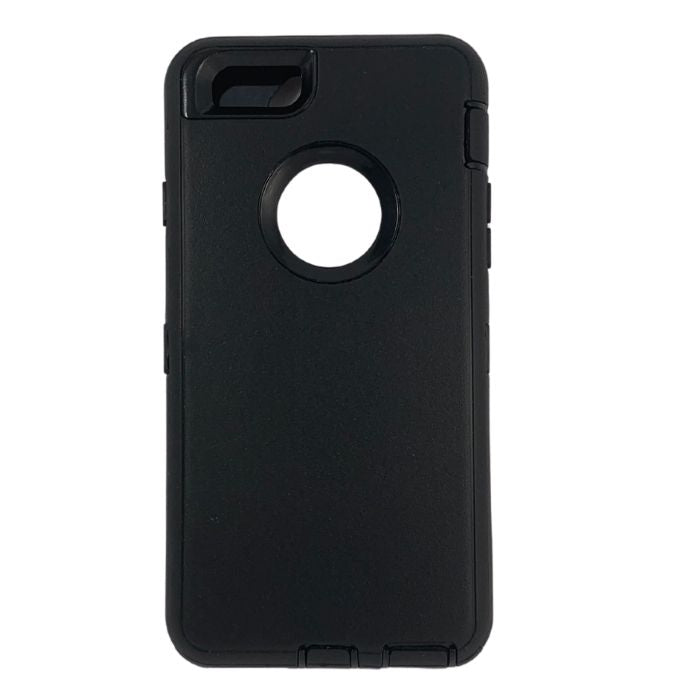 Shelter Shockproof Case for iPhone 78SE 2020 - Black
