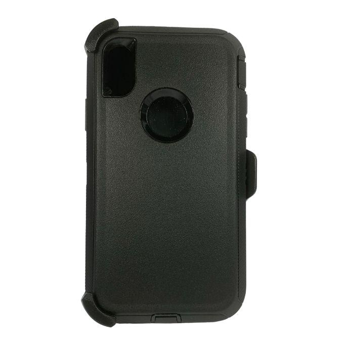 Shelter Shockproof Case for iPhone XS Max - Black