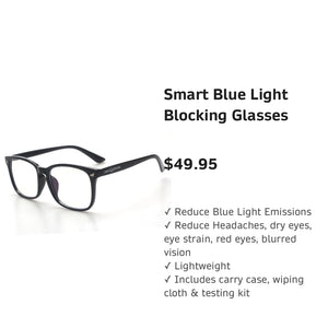 SmartBlueLightBlockingGlasses