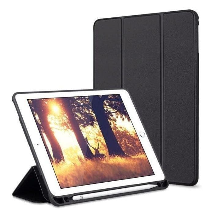 Smart Case For iPad 9.7 & iPad Air 2 - Black