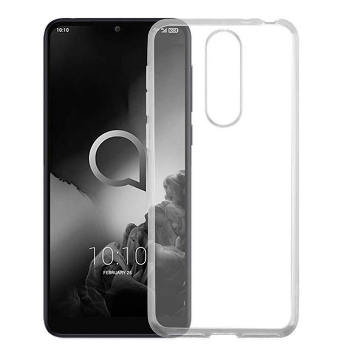 Soft Case for Alcatel 3 2019 - Clear
