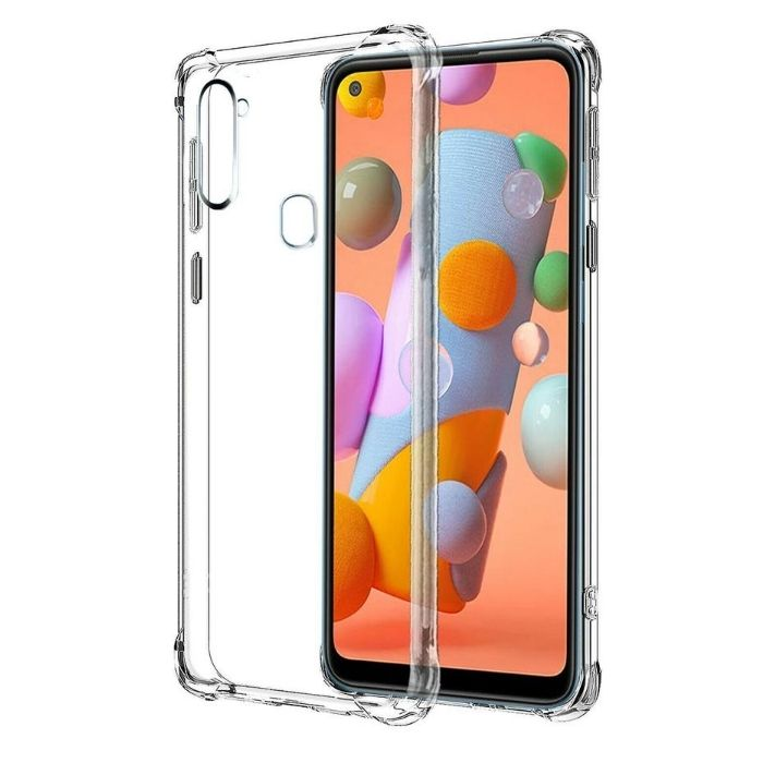 Soft Case for Galaxy A11-Clear