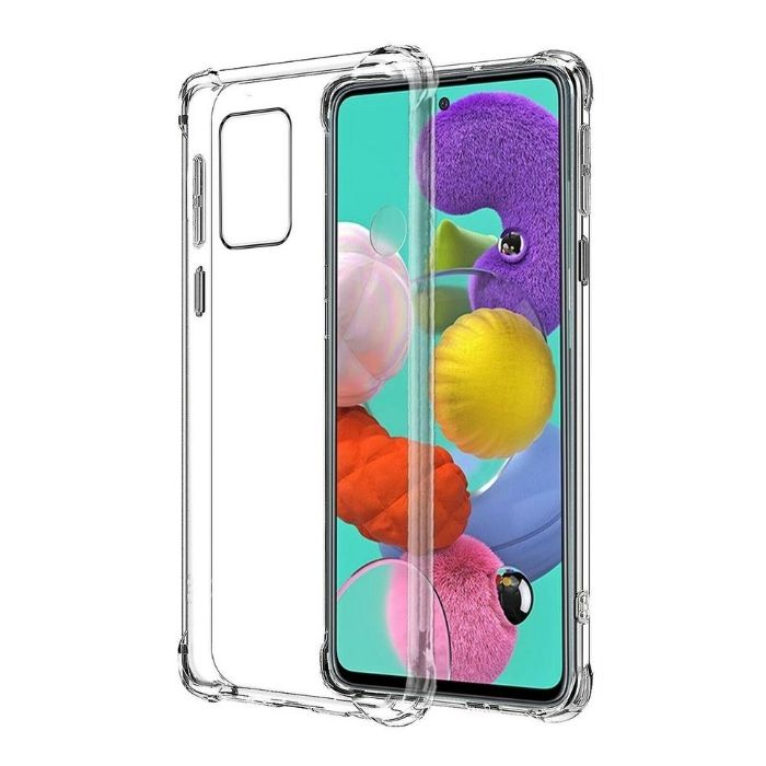 Soft Case for Galaxy A51-Clear