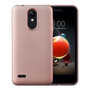Soft Case for LG K9 pink