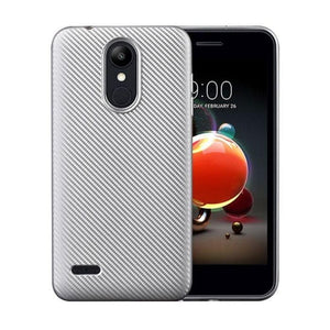Soft Case for LG K9 silver