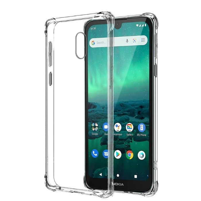 Soft Case for Nokia 1.3-Clear
