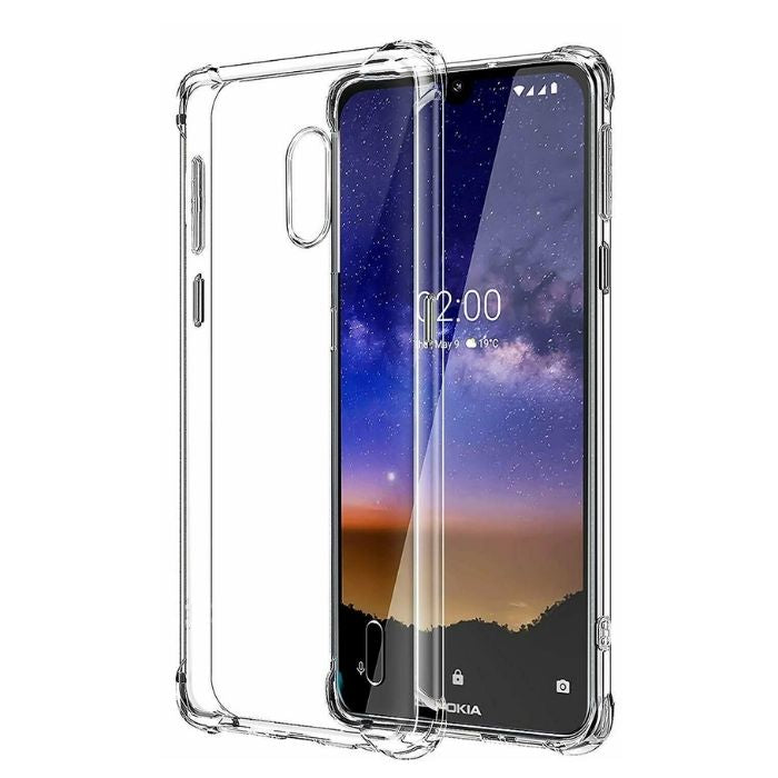 Soft Case for Nokia 2.2-Clear