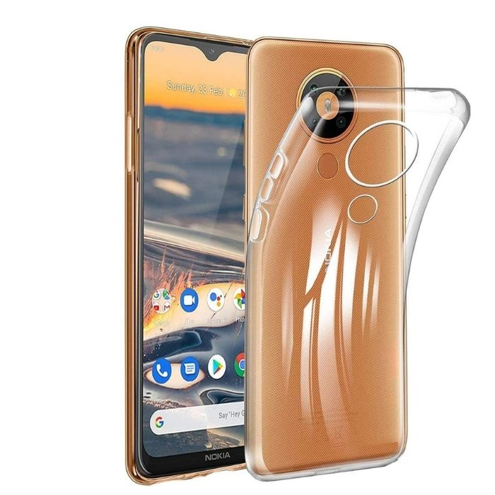 Soft Case for Nokia 5.3-Clear