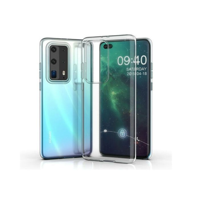 Soft Case for Huawei P40 Pro Plus - Clear