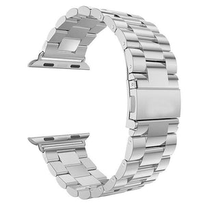 Apple Watch Stainless Steel Band - Silver
