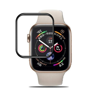 TEMPERED GLASS SCREEN PROTECTOR FOR APPLE WATCH SERIES 45 - 44MM