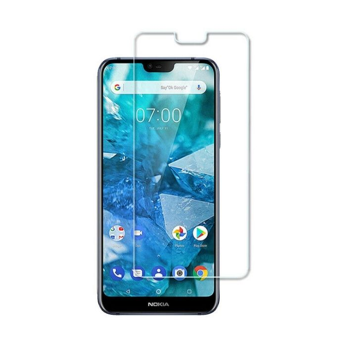Tempered Glass Screen Guard for Nokia 7.1