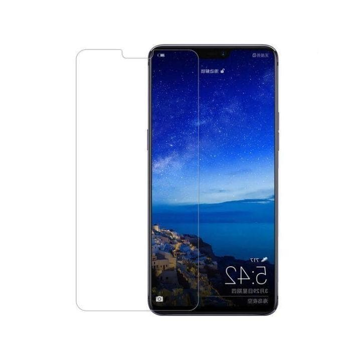 Tempered Glass Screen Guard for OPPO R15 smartphone