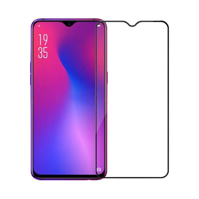 Tempered Glass Screen Guard for OPPO R17 Pro