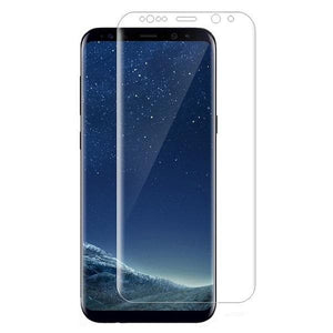 Tempered Glass Screen Protector for Samsung Galaxy S8 Plus Android