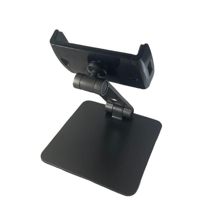 Universal Table Stand for Tablets and Smart Phones - Black iPhone