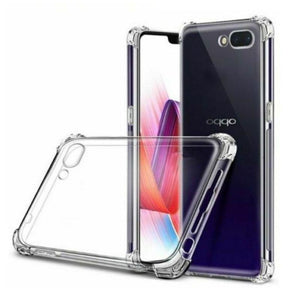 oppo r15 soft clear case