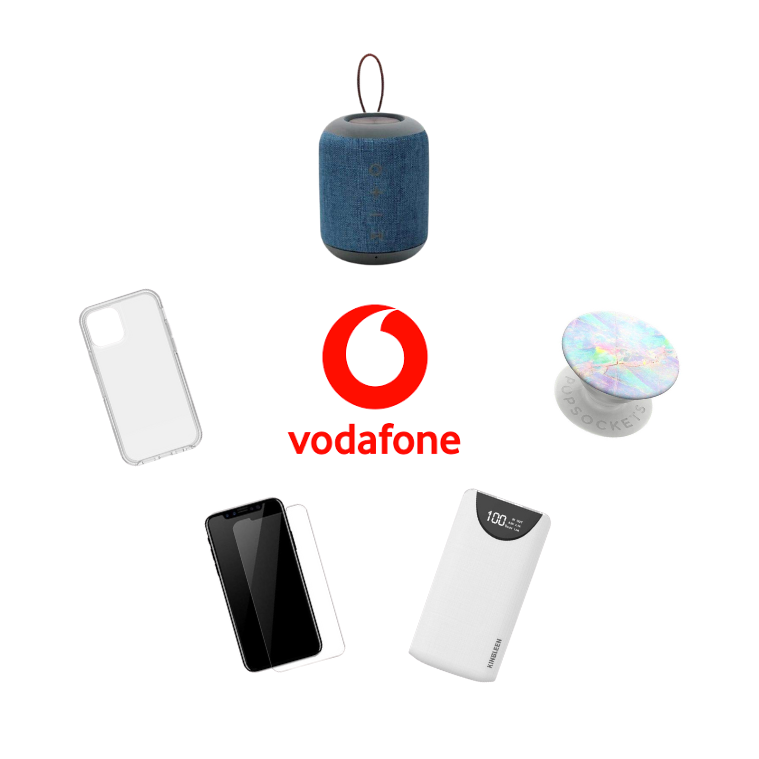 Vodafone Gift Packs for her