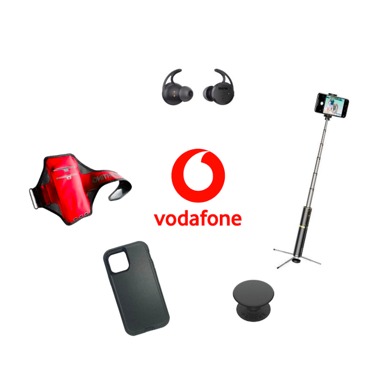 Vodafone Gift Packs For Exercisers