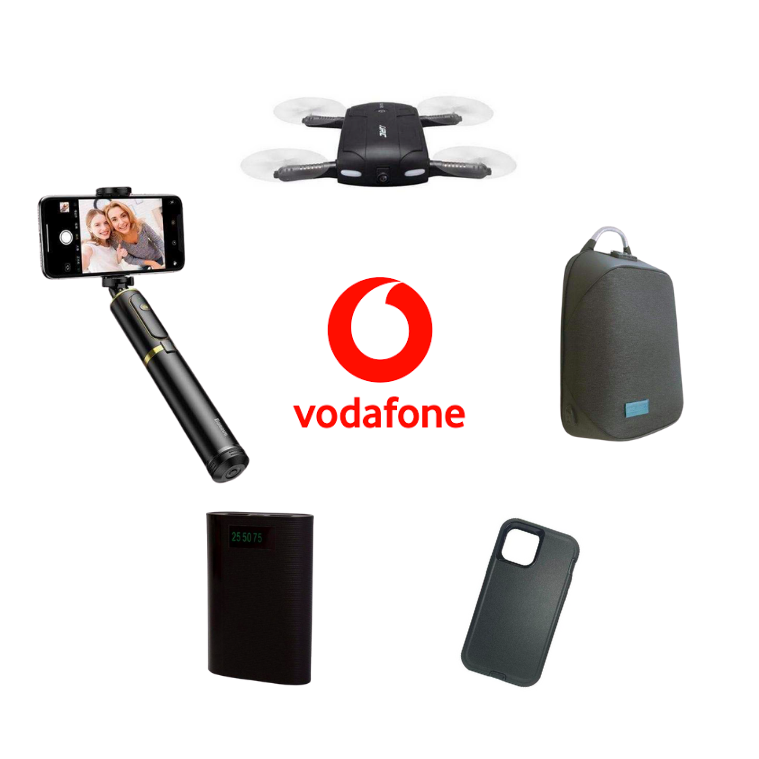 Vodafone Gift Packs For Teens