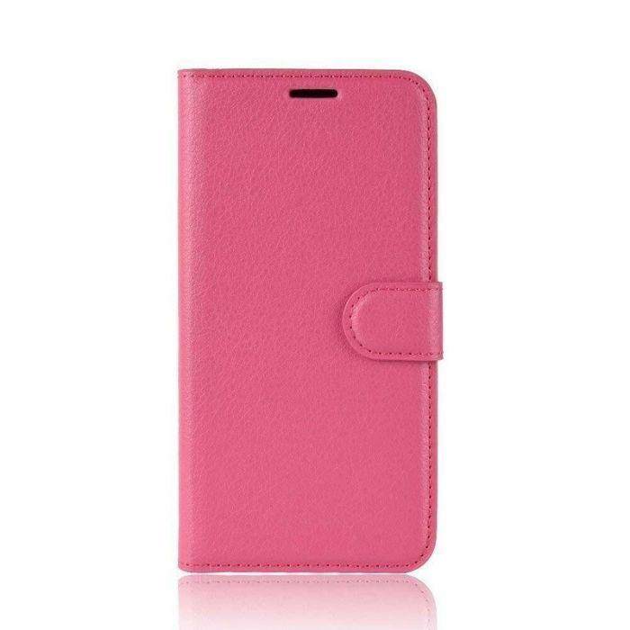 Wallet Case for Alcatel 3X 2019 - Pink Android