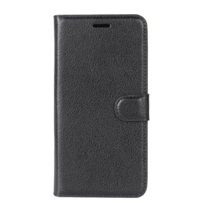 Wallet Case for Alcatel U5 - Black