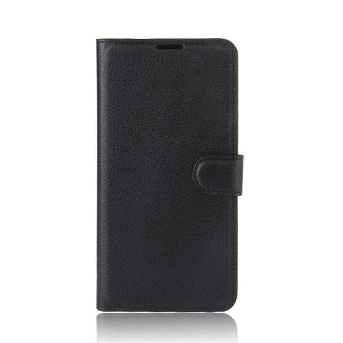 Wallet Case for Apple iPod Touch 6th Generation black