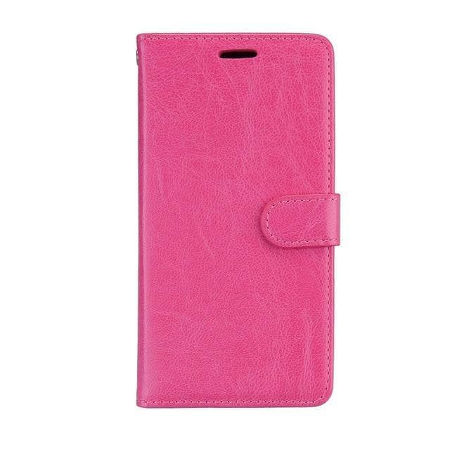 Wallet Case for Apple iPod Touch 6th Generation rose