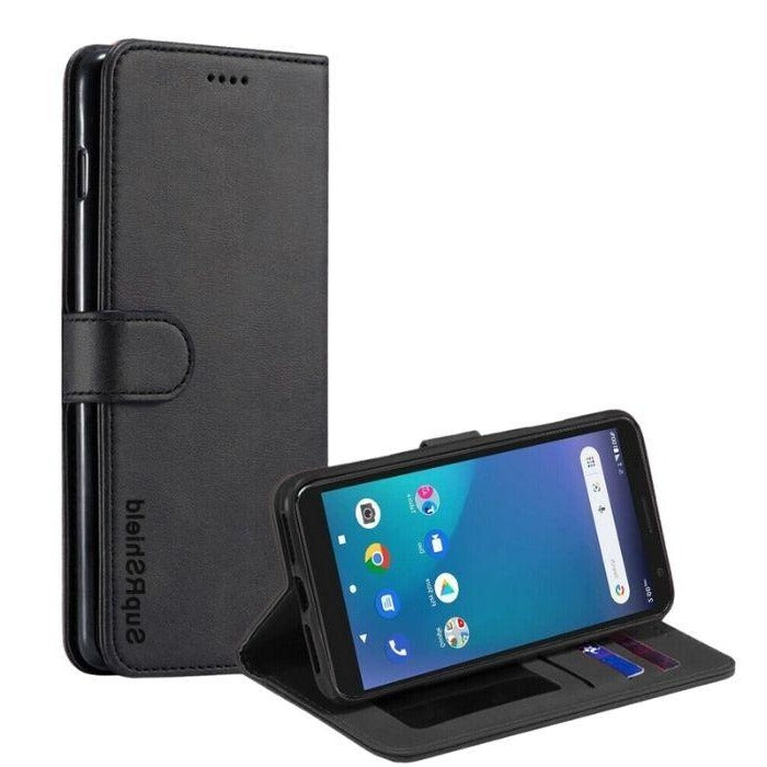 Wallet Case for Essential Smart 3-Black
